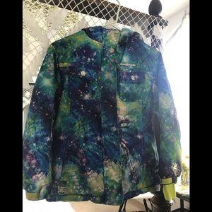 🌸 ZeroXposur Winter Puffer Jacket Size 10/12